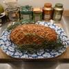 クリスマスは、イギリスの料理ビーフウェリントンとトライフル作りました