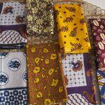 アフリカの布、実はアフリカ産じゃない?