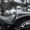 "パーツ:Killer Custom「Harley Davidson Softail Solo Seat Rear fender ""Fat Racer"" 18-19 Breakout,Fatboy」"