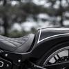 """パーツ:Killer Custom「Harley Davidson Softail Solo Seat Rear fender """"Fat Racer"""" 18-19 Breakout,Fatboy」"""