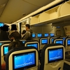 ANA国内線で座席モニター付き新シート搭載の機材に乗ってみた