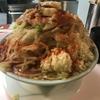 成蹊前ラーメン 『FAT 麺増し』