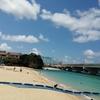 【日常・ひとりごと】沖縄那覇・2021年波の上ビーチ海開き・うりずんの季節のデイゴの花と