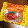 """カルディで買えるヘルシーインスタント麺!お米のラーメン""""エビとカニ"""""""