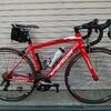 朝2h23min=52,5km /久々キックバイク