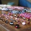 イエンバイ省ルックイェン地区の宝石だけを取り扱う宝石市