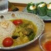 7月のお料理と手ぬぐい〜アジアな香り