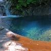 【滝】三輪滝・釜滝。福島県南会津郡下郷町にある秘境の滝を探しにシャワークライミング初体験!気持ちいいアウトドアアクティビティーの旅