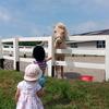 15日め-1 ライディングヒルズ静内で乗馬体験をする!