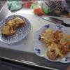 幸運な病のレシピ( 768 )昼:オムレツ(サンドイッチ仕立て直し フレンチトースト風)
