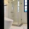 <入居前Web内覧会>タイルにバスタブ…海外インテリアな魅惑のワクワクバスルーム