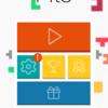 """【おすすめ】""""Fits パズルゲームで頭の体操""""という無料ゲームアプリを遊んで色々と紹介していく 32作品目"""