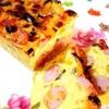 ソーセージと高野豆腐のケークサレ