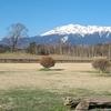 雪景色の御嶽山(御岳山)・2021年4月10日