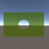 【Unity】uGUIでimageに穴を開けたい!(くり抜く)