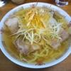 坂内食堂@喜多方 ネギラーメン