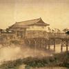 常盤橋門跡・渋沢栄一の銅像