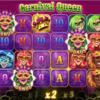 オンラインカジノ Carnival Queen(狂喜乱舞で派手なBBA)カーニバル クイーン