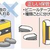 乾電池の誤った保管方法で火事で家が燃える危険性 正しい保管方法は?