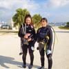 ♪新たな年は新たなチャレンジ♪〜沖縄ダイビングレスキュー♪