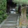 京都 紅葉100シリーズ寺社 松尾芭蕉と金福寺