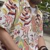 案外着こなしやすいキング・オブ夏服。SUN SURF(サンサーフ)のアロハシャツ