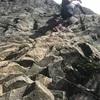 乾徳山 新緑ハイク&プチ岩登り