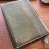 土屋鞄のブックカバー