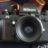 Nikon F3 + Ai Micro-Nikkor 55mm f/2.8S
