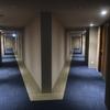【JRクレメントイン高松宿泊】高松駅目の前!Y字路がある三角形のホテル。