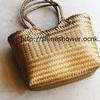 handmadeのゴールドバッグが追加入荷いたしました~