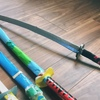 炭治郎の剣(日輪刀)を手作りしたい君におすすめする動画&6歳児の日輪刀コレクション