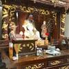 【大阪】大阪にある関帝廟。間近で美しい関羽を拝見しました!