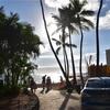 ハワイ旅行 トミー爺、成田でテロ対策のセキュリティチェックを受ける