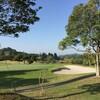 今年初のゴルフ。
