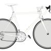 自転車で塗装のカラーオーダーを決めるまでの道のり