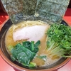 関内の「真砂家」でカイワレ増しラーメンライスを食べる。醤油ダレが効きながらもマイルドで食べやすい一杯!。カイワレや江戸菜という変わり種トッピングは是非頼みたい一品。