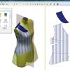 【アパレル3次元CAD】DressingSim LSX レポと作品