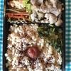 191日目 豚生姜焼き玄米弁当