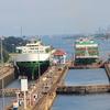 パナマ運河クルーズのコース、プリンセスクルーズ