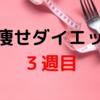 【検証】脚痩せダイエット3週目!!食事メニューも大公開!