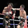 退屈なボクシングが豹変、4階級を制覇した井岡一翔の勇気ある「一歩」。