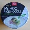 Mr.HOO お米ヌードル(コムタン味)を食べた感想【韓国のカップ麺】