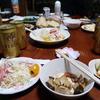農家の方のお家に泊まらせていただきました / 福島の方は暖かい人たちばかり!