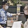 「法輪功弾圧やめて」娘が中国大使館に書簡投函