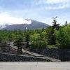 富士ヒルクライムのコースを鉄下駄アウター縛りで登ってきた。