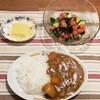 2019-04-03の夕食