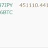 400万の大儲け ビットコイントレード(5/1追加)