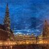 広島でチベットの砂曼荼羅に出会う☆現在、ベルギー でムール貝天国