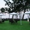 済州島(チェジュ島)*カフェ巡り カフェ・ラウンジバー、バダダ 바다다